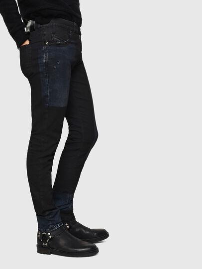 Diesel - TYPE-2813FS-NE, Dark Blue - Jeans - Image 5
