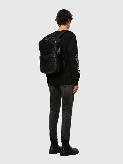 Diesel - GINKGO PP, Black - Backpacks - Image 6
