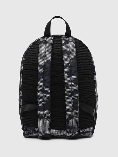 Diesel - MIRANO, Grey/Blue - Backpacks - Image 3