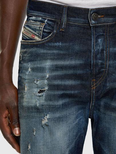 Diesel - D-Vider 0092I, Dark Blue - Jeans - Image 3