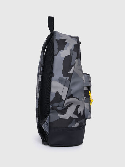 Diesel - VIOLANO, Grey/Black - Backpacks - Image 3