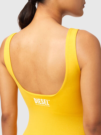 Diesel - UFBY-BODISA-NEW, Yellow - Bodysuits - Image 3