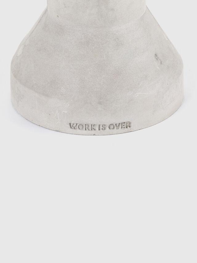 Diesel - 11066 WORK IS OVER, Grey - Home Accessories - Image 5