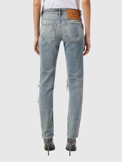 Diesel - D-Lyla 09B40, Light Blue - Jeans - Image 2