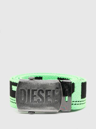 Diesel - BOXXY, Green Fluo - Belts - Image 1