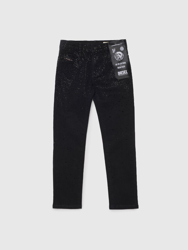 BABHILA-J, Black/Dark grey - Jeans