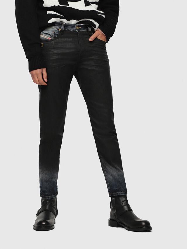 Diesel - Mharky 088AI, Dark Blue - Jeans - Image 1