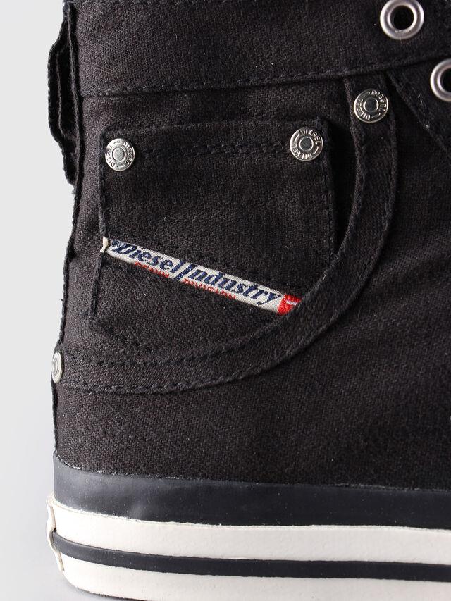 Diesel - EXPOSURE, Black - Sneakers - Image 5