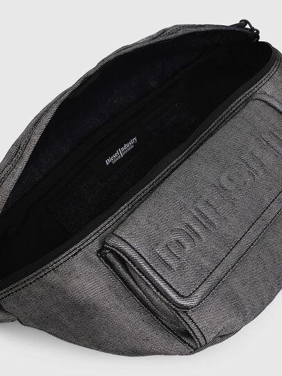 Diesel - TRIBELT, Gray/Black - Backpacks - Image 6