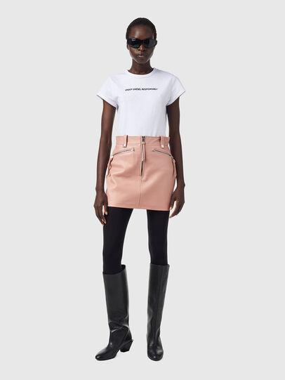 Diesel - L-EMILIA-A, Pink - Skirts - Image 5