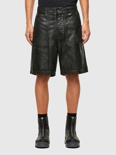 Diesel - P-SHANTY, Black - Pants - Image 1