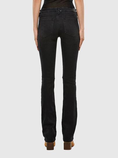 Diesel - Slandy-B 069QN, Black/Dark grey - Jeans - Image 2