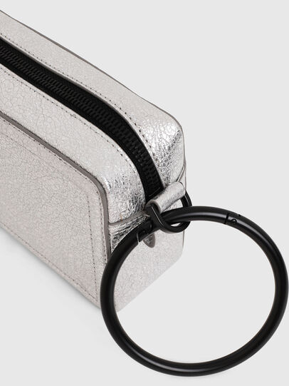 Diesel - ROSA', Silver - Crossbody Bags - Image 5