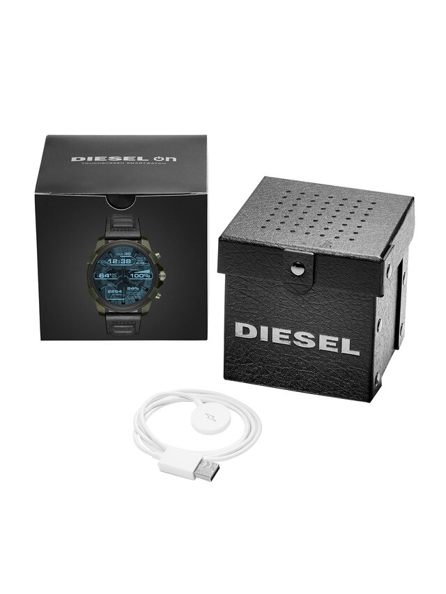 Diesel - DT2003, Military Green - Smartwatches - Image 5