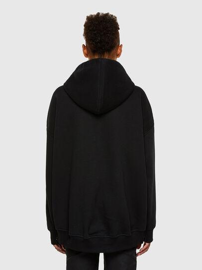 Diesel - F-GLORIOUS, Black - Sweaters - Image 2