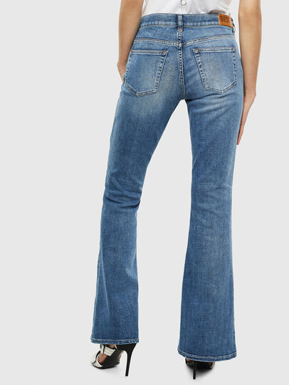 Diesel - D-Ebbey 0099M, Medium blue - Jeans - Image 2