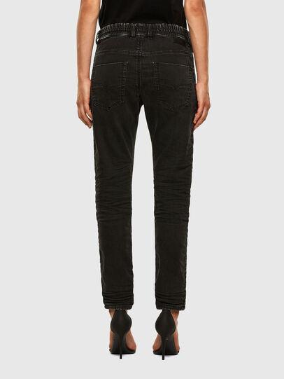 Diesel - Krailey JoggJeans 009FY, Black/Dark grey - Jeans - Image 2