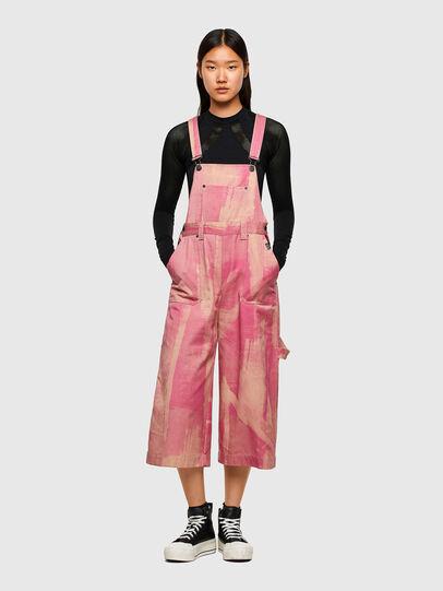 Diesel - P-BIBI, Pink - Jumpsuits - Image 1