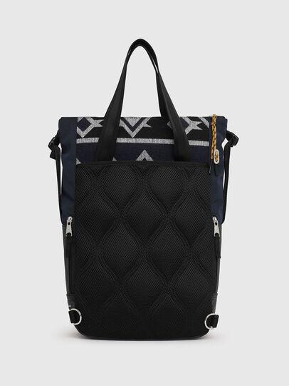 Diesel - ALASK, Dark Blue - Shopping and Shoulder Bags - Image 2