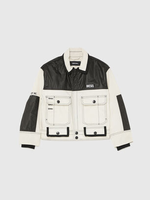 JKENDY, White/Black - Jackets