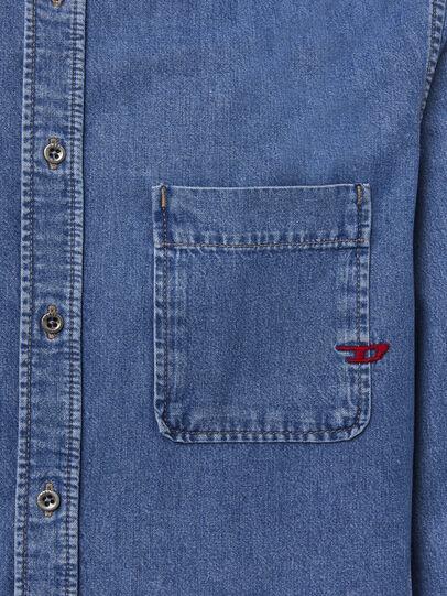 Diesel - D-BILLY, Light Blue - Denim Shirts - Image 3