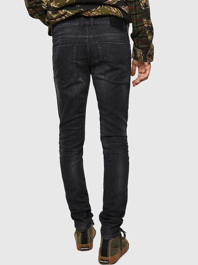 Diesel - Tepphar 082AS, Black/Dark grey - Jeans - Image 2