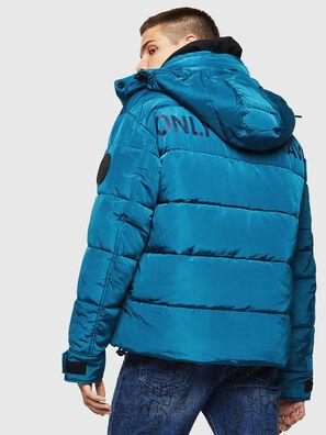 W-SMITH-YA-WH, Blue Marine - Winter Jackets