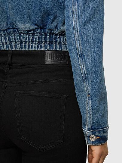 Diesel - DE-NINO, Medium blue - Denim Jackets - Image 4