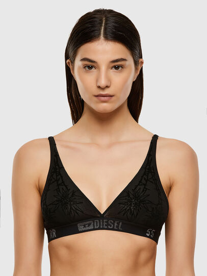 Diesel - UFSB-BILLIES-M, Black - Bras - Image 1