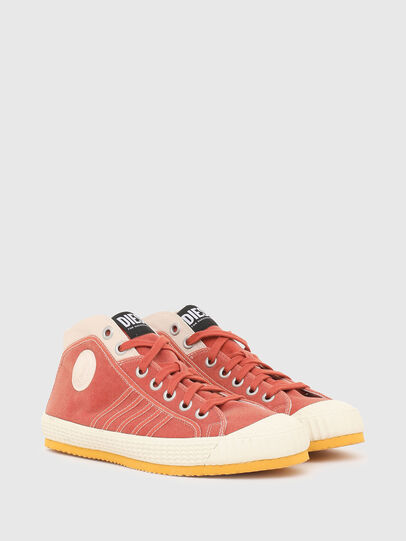 Diesel - S-YUK MC, Orange - Sneakers - Image 2
