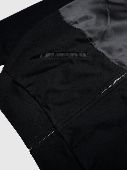 Diesel - UFLT-ABSAT, Black - Sweaters - Image 4