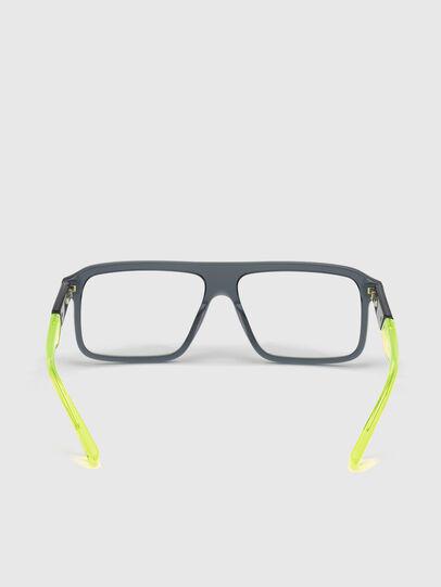 Diesel - DL5370, Grey - Eyeglasses - Image 4