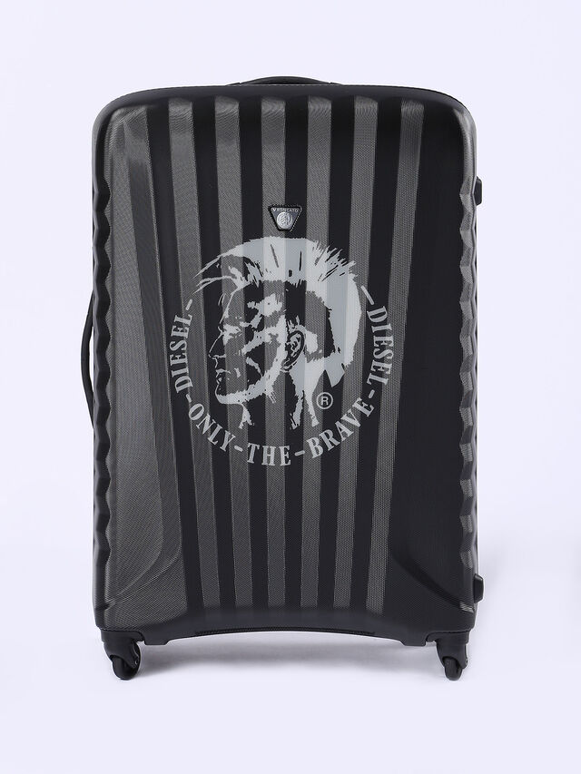 Diesel - MOVE L, Dark grey - Luggage - Image 1