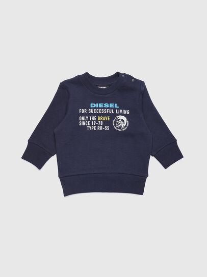 Diesel - SDIEGOXB, Dark Blue - Sweaters - Image 1