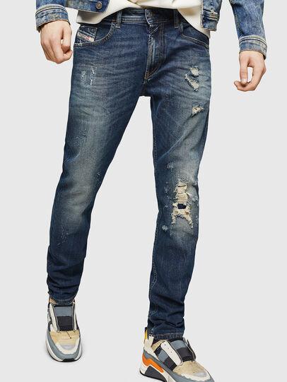 Diesel - Thommer 083AC, Dark Blue - Jeans - Image 1