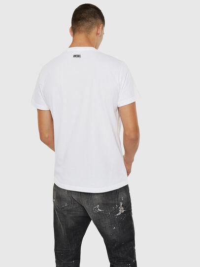 Diesel - T-DIEGO-B10,  - T-Shirts - Image 2