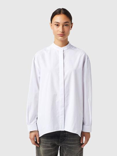 Diesel - C-EILENES, White - Shirts - Image 1