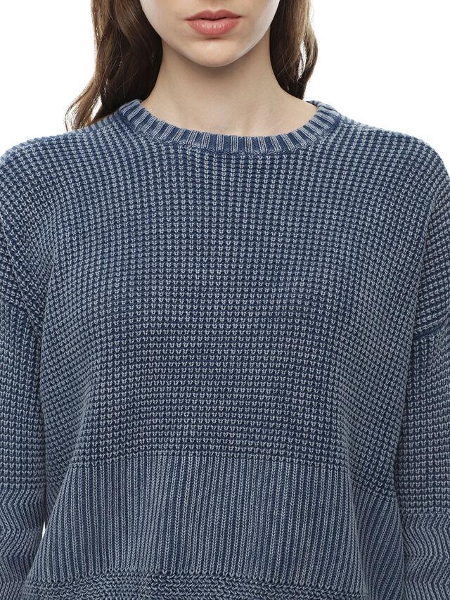 Diesel - MERIB, Light Blue - Knitwear - Image 4