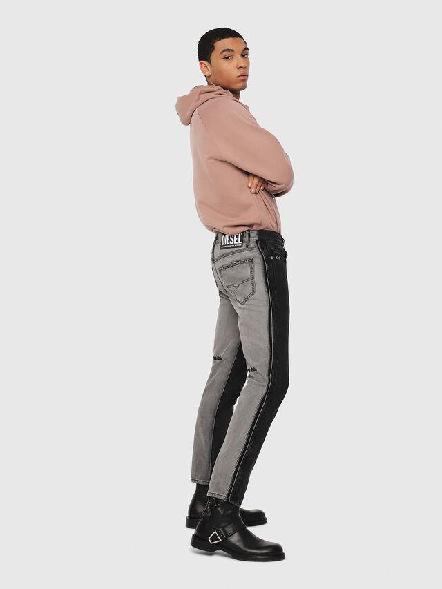 Diesel - Mharky 082AN, Black/Dark grey - Jeans - Image 3