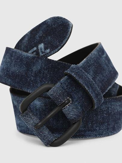Diesel - B-DEDENIM, Blue Jeans - Belts - Image 2