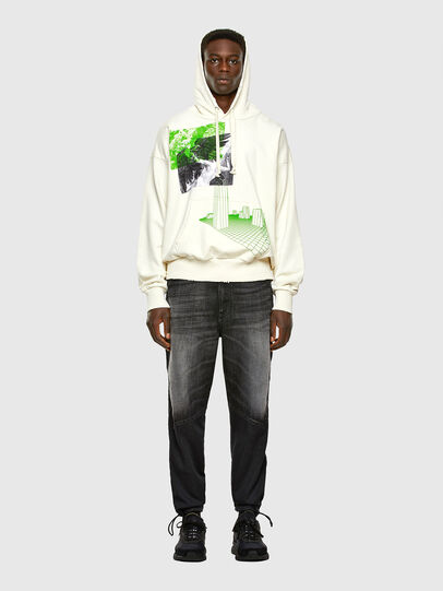 Diesel - S-ALBY-X2, White - Sweaters - Image 5