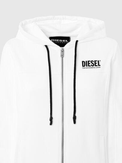 Diesel - UFLT-VICTORIAL-HZ, White - Sweaters - Image 3