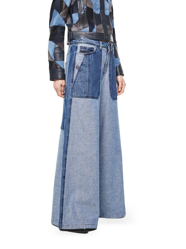 Diesel - TYPE-1907, Blue Jeans - Jeans - Image 3