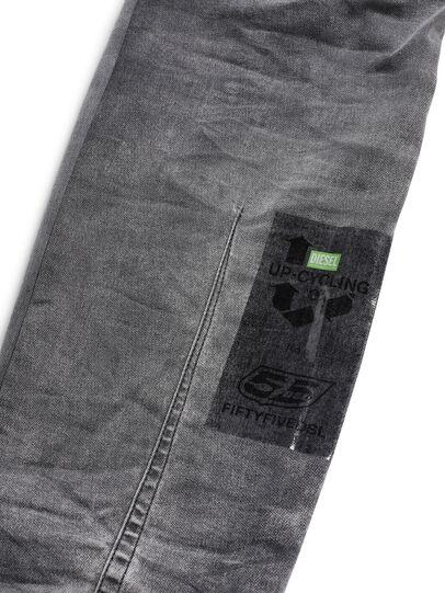 Diesel - D-ARGO-JOGG, Black/Dark grey - Pants - Image 6