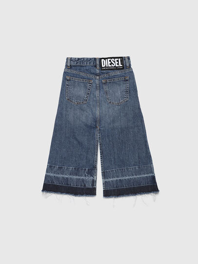 Diesel - GEINGRID, Medium blue - Skirts - Image 2