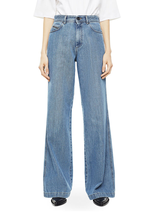 Diesel - TYPE-1903, Blue Jeans - Jeans - Image 1