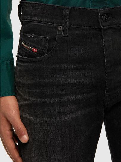 Diesel - D-Strukt 0098B, Black/Dark grey - Jeans - Image 3