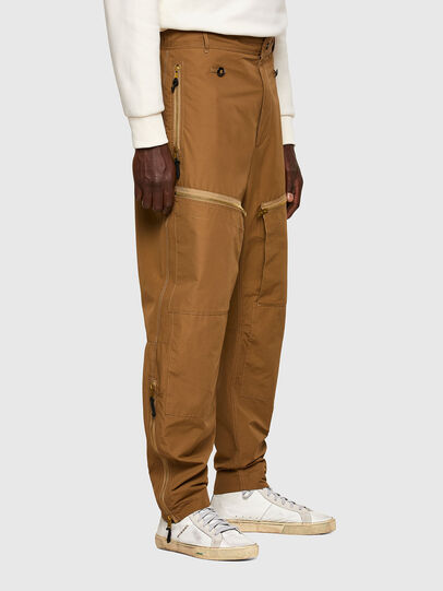Diesel - P-AMBRIDGE, Brown - Pants - Image 7