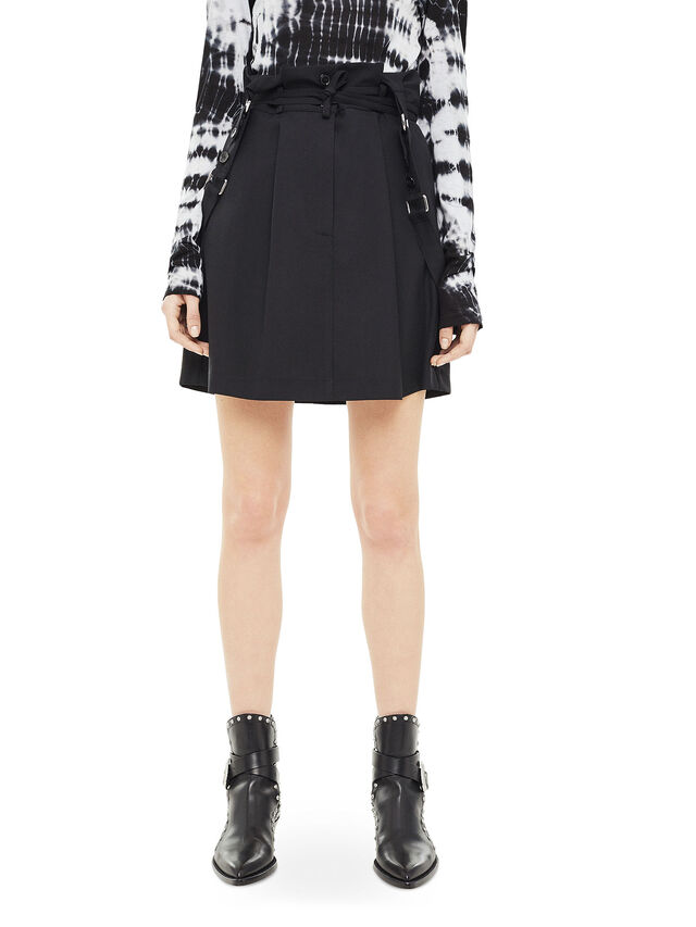 Diesel - OPHELIA, Black - Skirts - Image 1