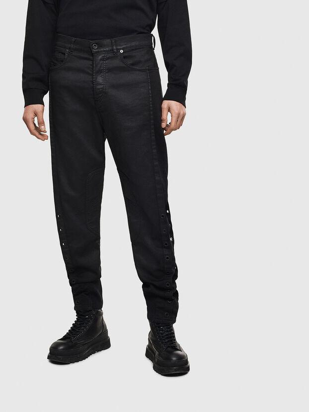 TYPE-2015-NE, Black/Dark grey - Jeans